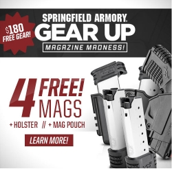 Springfield Armory Gear Up Magazine Madness Event! *EXPIRED*