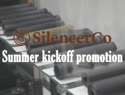 SilencerCo Summer Kickoff Promotion. Free suppressors?!?