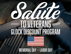 Glock Salute to Veterans