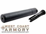 SPR/M4™ Fast-Attach 5.56mm Silencer