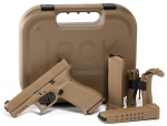 We have more Glock 19x pistols available now!