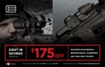 Up to $175 off Eotech brand optics!