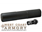 M4-1000™ Fast-Attach 5.56mm Silencer