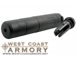 M4-2000™ Fast-Attach 6.8mm Silencer -Sold Out-