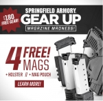 Springfield Armory Gear Up Magazine Madness Event!