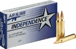 Independence xm193i 5.56 FMJ  500 rds *Expired
