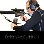 SALE--15% OFF DEFENSIVE CARBINE 1 CLASS *EXPIRED*