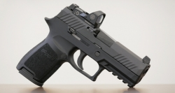 Sig Sauer P320 Compact RX special pricing, only $879.99! *Expired*